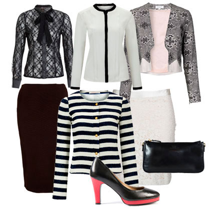 Stylefashion-look - Black-and-White