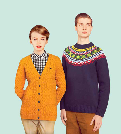 Fred-Perry-British Kniting