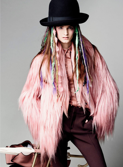 Gucci carly-moore-by-horst-diekgerdes
