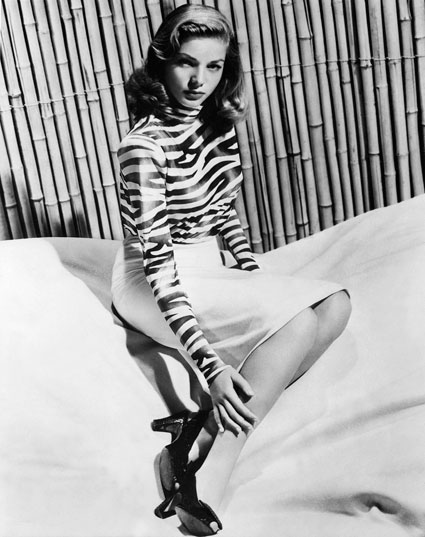 Stylefashion---Lauren-Bacall-in-Black-and-White