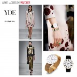 YDE-Arne Jacobsen Watches aw 2016 show